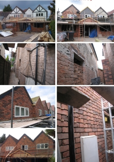 Brick Slips - Brick Tile Fitters - Brick Slip Installers - Stone Veneer - fitters - installers - brick slips uk - stonewall company - cladding - nationwide ,the stonewall company, brick slips uk Repairs to Walls Brick, Stone and GRC Headers and Sills